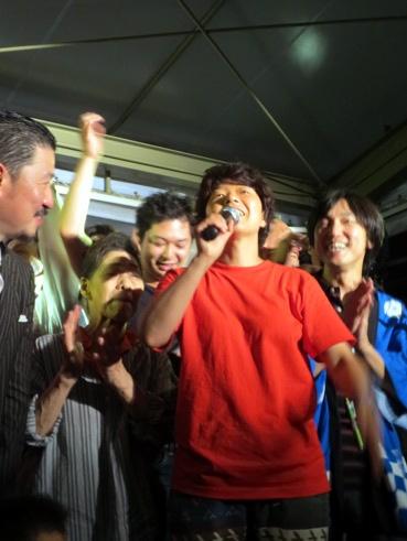UZURAYAIO @うずら屋10周年Party!_b0118001_23193525.jpg