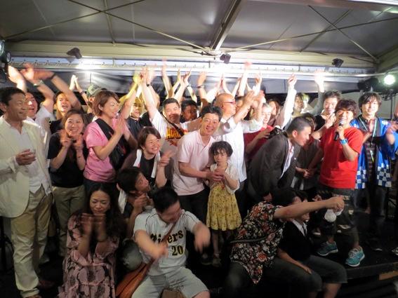 UZURAYAIO @うずら屋10周年Party!_b0118001_23201132.jpg