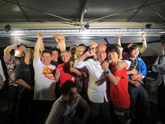 UZURAYAIO @うずら屋10周年Party!_b0118001_23202347.jpg