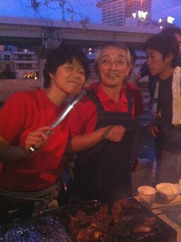 UZURAYAIO @うずら屋10周年Party!_b0118001_2321485.jpg