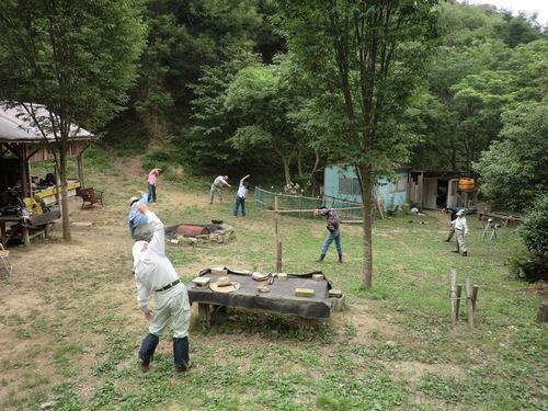 みさき里山クラブ定例活動日  by (仁べ)_e0228405_17391847.jpg