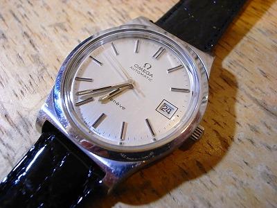 new arrival f8802 7bd36 OMEGA Geneve オメガジュネーブ自動巻き腕時計の修理 ...