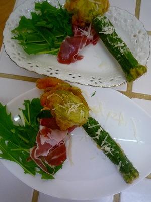 今月のイタリア料理レッスンpart4_f0229521_16253330.jpg