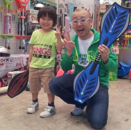 東京おもちゃショー2012 パブリックデーのラングスブース_d0148223_18372335.jpg