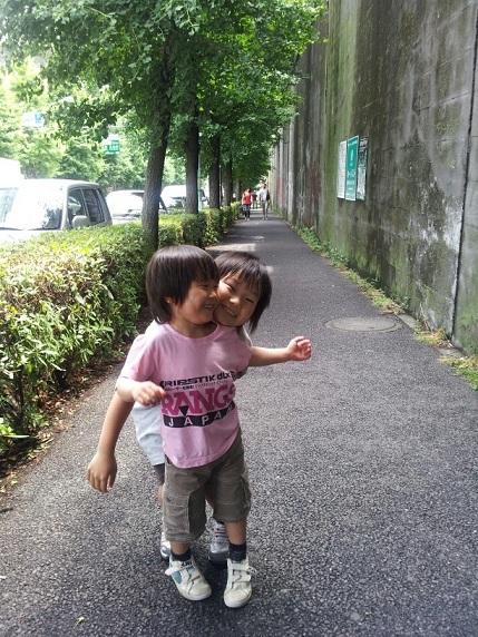 東京おもちゃショー2012 パブリックデーのラングスブース_d0148223_1838591.jpg