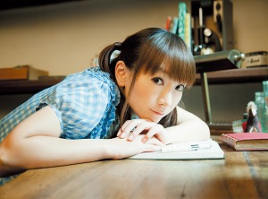 堀江由衣 9月20日誕生日に、初のベストアルバム発売決定!!_e0025035_22105173.jpg