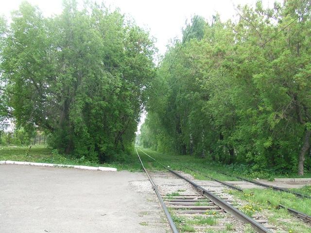 【ロシア鉄道駅】ペルミ_f0169061_0251876.jpg