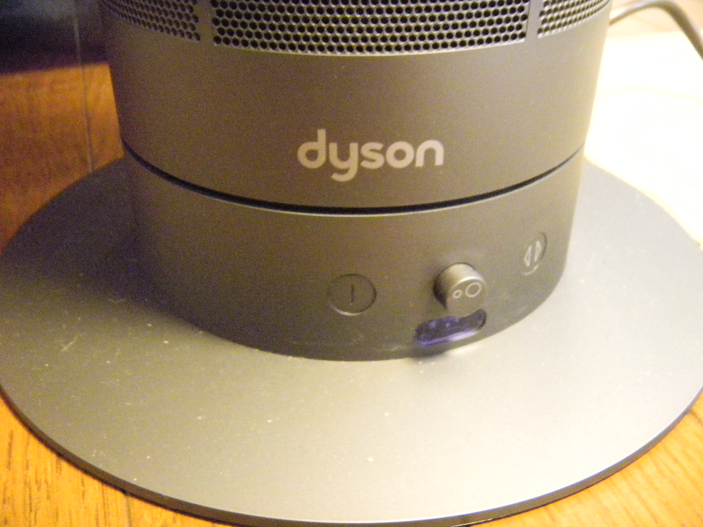扇風機 - Dyson Air Multiplier AM02_c0146875_21301437.jpg