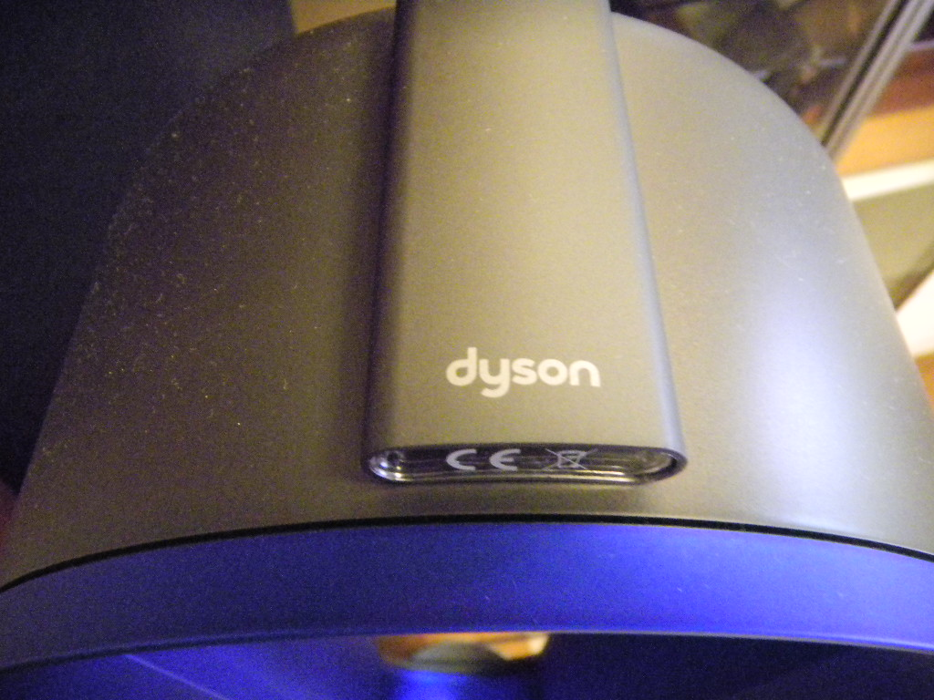 扇風機 - Dyson Air Multiplier AM02_c0146875_21302586.jpg