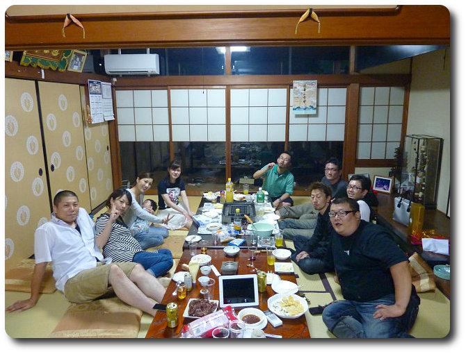 廣布会レクレーション「タコ焼きパーティー」_d0214907_7481068.jpg