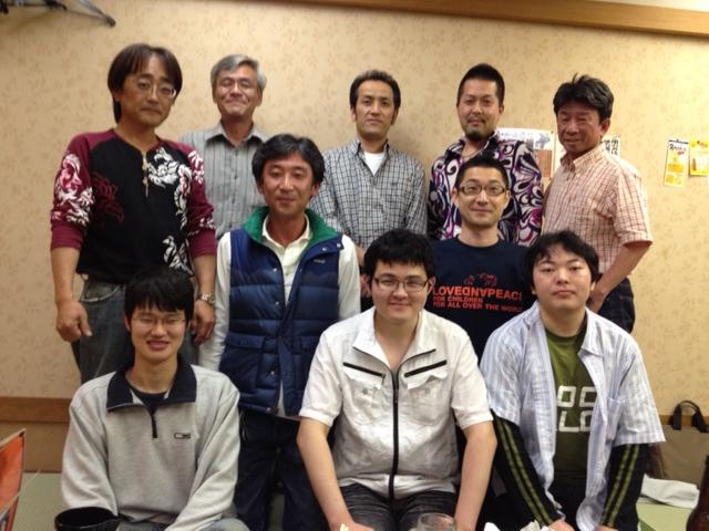 新入社員歓迎会_a0208810_902298.jpg