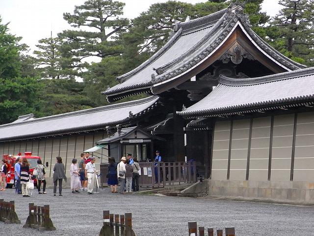 京都視察旅行 PARTⅠ(京都御所)_c0194417_1814960.jpg