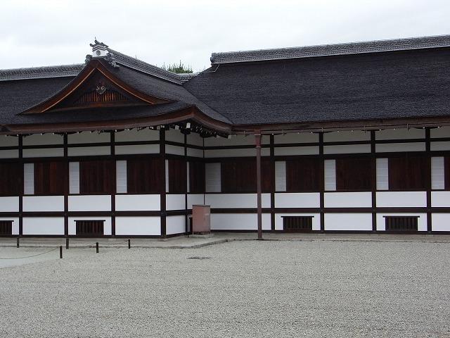 京都視察旅行 PARTⅠ(京都御所)_c0194417_18161058.jpg