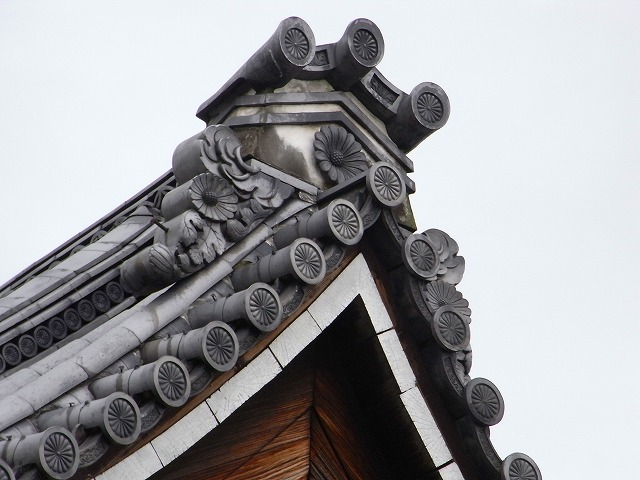 京都視察旅行 PARTⅠ(京都御所)_c0194417_1834543.jpg