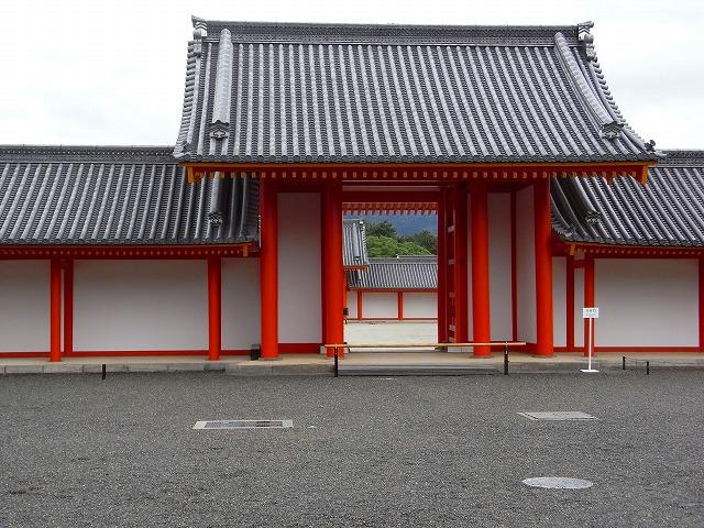 京都視察旅行 PARTⅠ(京都御所)_c0194417_1881537.jpg