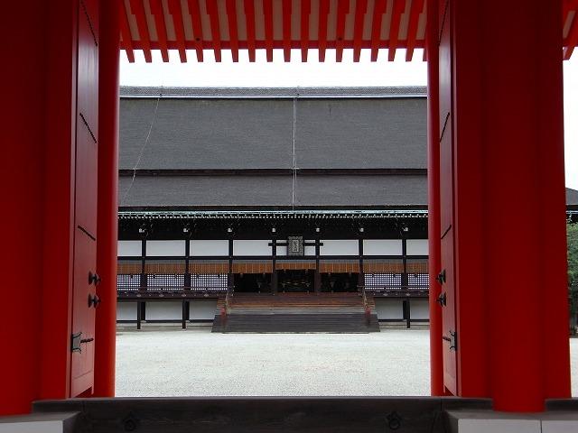 京都視察旅行 PARTⅠ(京都御所)_c0194417_189298.jpg