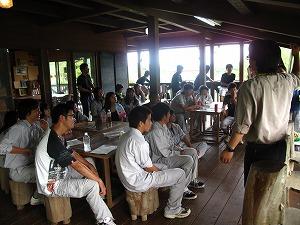 辺土名高校キャンプ実習①_f0121321_11304289.jpg