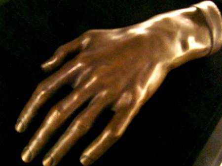 ショパン の 手形_b0130625_19552938.jpg