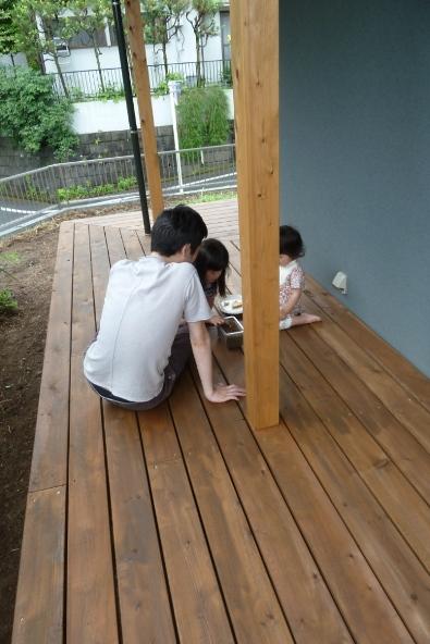 「八王子・棟のある家」の撮影☆_c0152341_135923.jpg