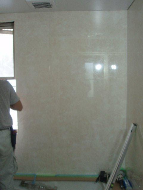 浴室リフォーム3日目(東京都町田市)_e0207151_2163726.jpg