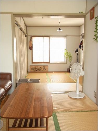 【 6月、我が家の居間の様子 】_c0199166_040455.jpg