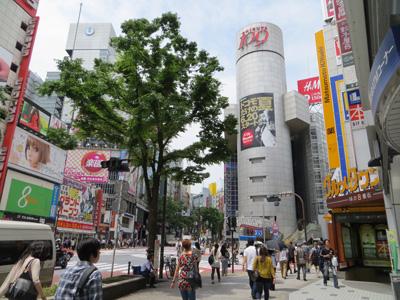 6月18日(月)今日の渋谷109前交差点_b0056983_1911136.jpg