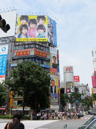 6月18日(月)今日の渋谷109前交差点_b0056983_1914223.jpg