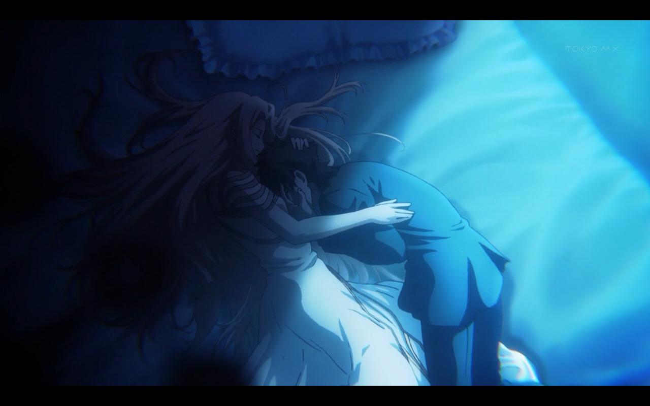 Fate Zero第24話 最後の令呪 もすたーおぶえぽっく