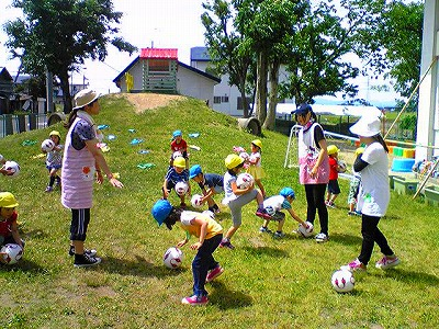 2012.6.12 スギっ子巡回指導 和光保育園(横手市)_e0272194_10553857.jpg