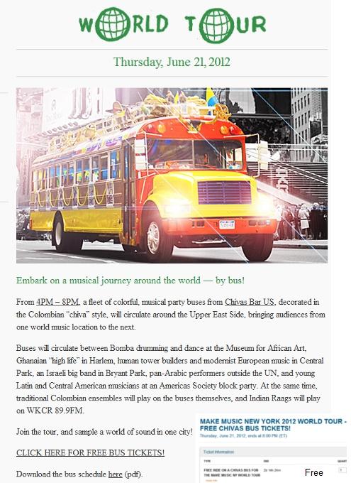 音楽天国ニューヨークならではの大音楽イベント Make Music New York_b0007805_1338376.jpg