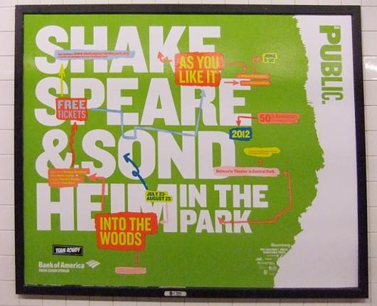 夏のニューヨークにピッタリな無料野外劇 SHAKESPEARE IN THE PARK_b0007805_21512376.jpg