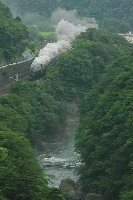 渓谷と良煙 - 2012年梅雨・上越線 -_b0190710_2130188.jpg