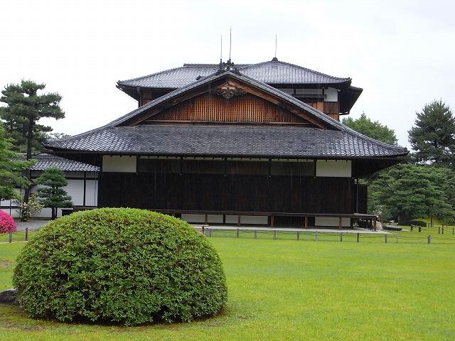京都視察旅行 PARTⅡ(京都府庁舎・二条城)_c0194417_1947496.jpg