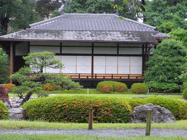 京都視察旅行 PARTⅡ(京都府庁舎・二条城)_c0194417_1949207.jpg