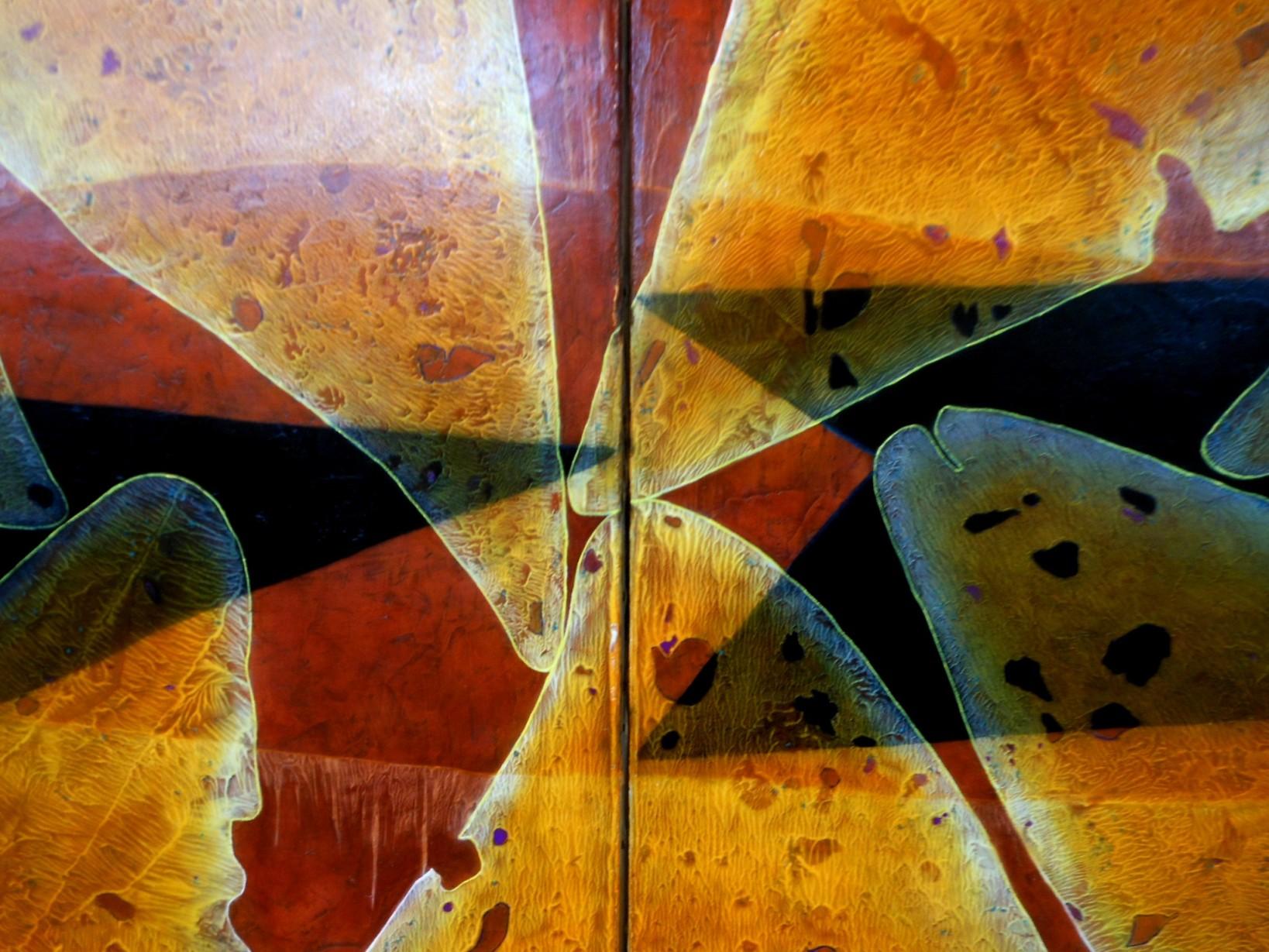 1795)「工藤悦子・個展 ー悠久の華(環)ー」 時計台 6月18日(月)~6月23日(土)  _f0126829_1962581.jpg