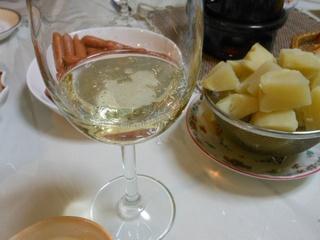父の日は、バーニャカウダとスパークリングワイン  うちごはん_d0083265_13132136.jpg
