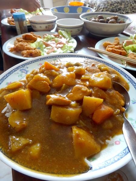 父ちゃんの料理_b0131470_21545630.jpg