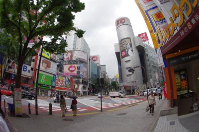 6月19日(火)今日の渋谷109前交差点_b0056983_11425226.jpg