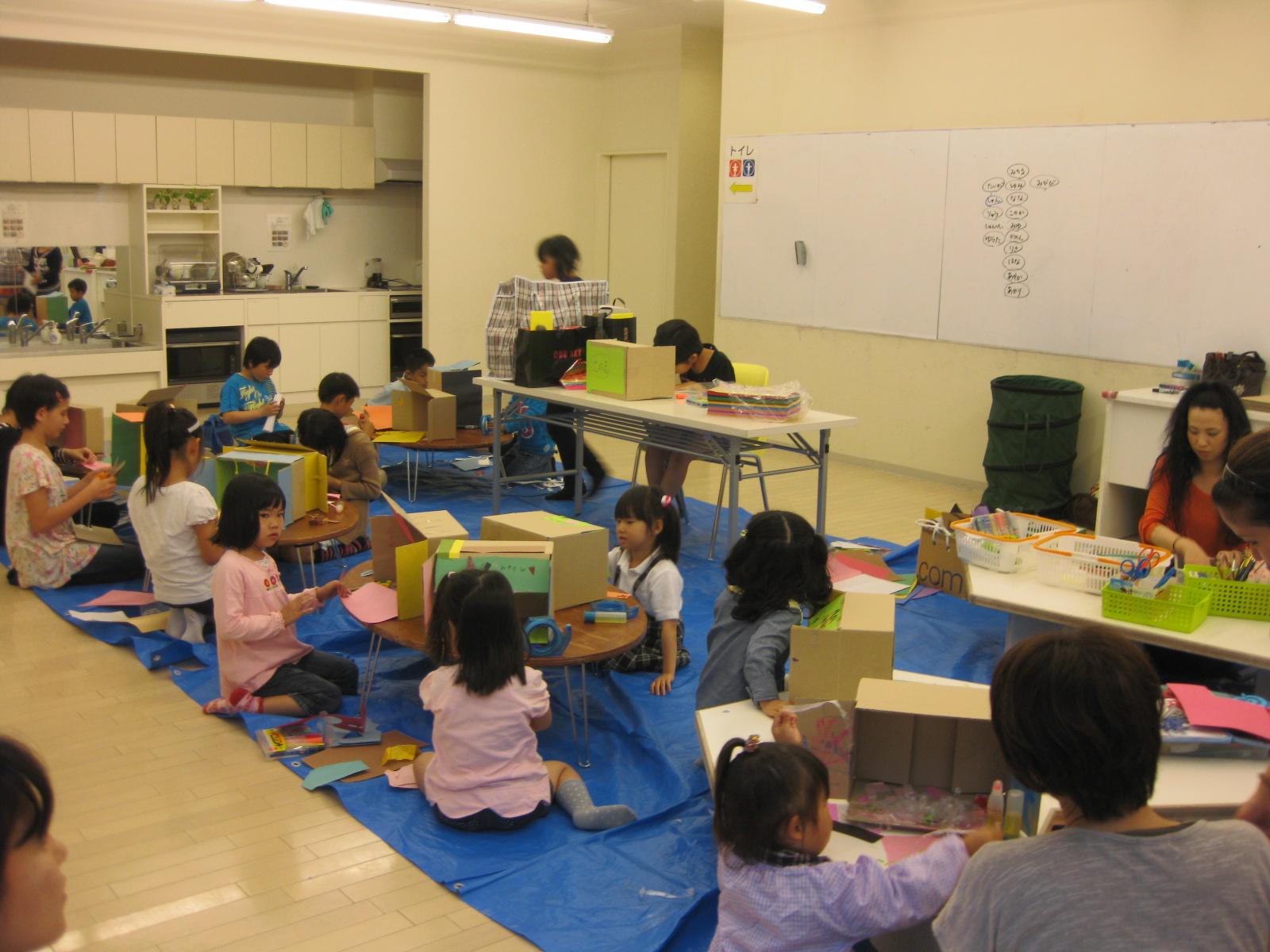 お店つくり ~松井山手教室 _f0215199_044577.jpg