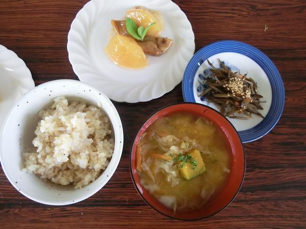 ふっくら美味しい玄米 in つくば_c0125702_18273864.jpg