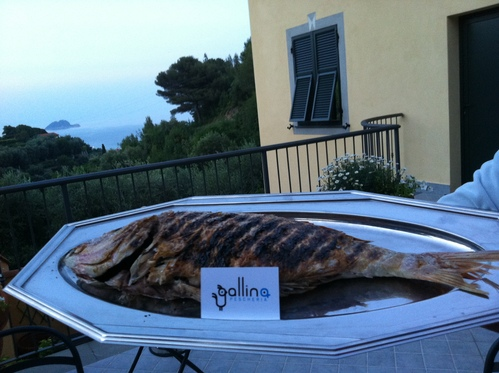 塩麹ごはんで巻き寿司& トリノの鮮魚市場☆ Pescheria Gallina_b0246303_137059.jpg