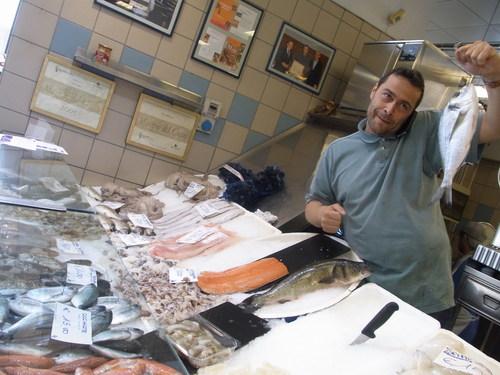 塩麹ごはんで巻き寿司& トリノの鮮魚市場☆ Pescheria Gallina_b0246303_21442129.jpg
