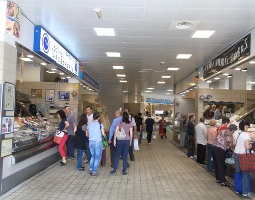 塩麹ごはんで巻き寿司& トリノの鮮魚市場☆ Pescheria Gallina_b0246303_22205199.jpg