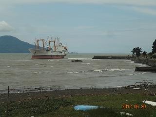 台風一過_d0050503_12442357.jpg