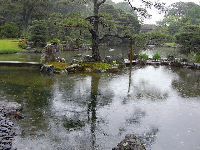 京都視察旅行 PARTⅢ(桂離宮)_c0194417_18431045.jpg