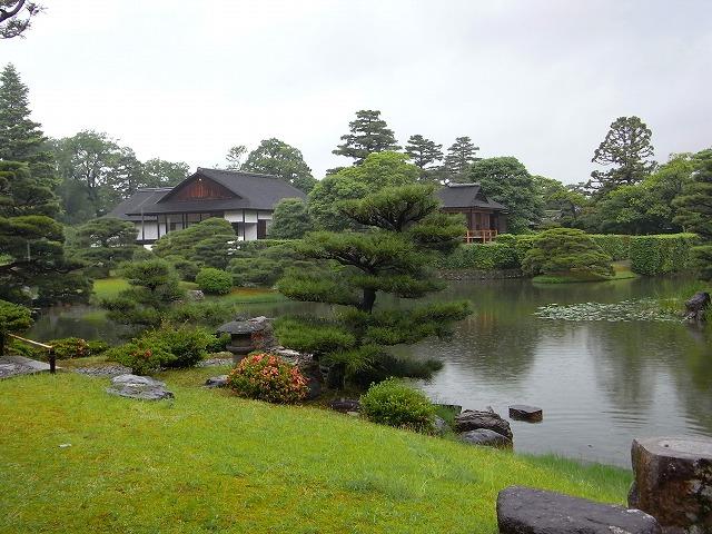 京都視察旅行 PARTⅢ(桂離宮)_c0194417_18494867.jpg
