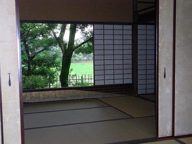 京都視察旅行 PARTⅢ(桂離宮)_c0194417_1913064.jpg