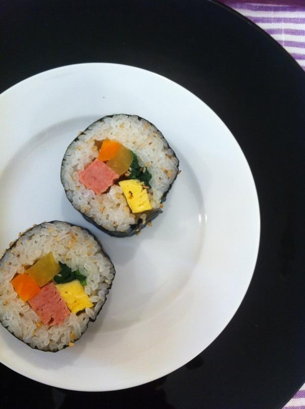 料理教室・・・韓国料理「キンパなど」_f0141419_5414240.jpg