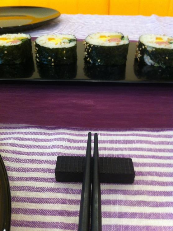料理教室・・・韓国料理「キンパなど」_f0141419_5433038.jpg