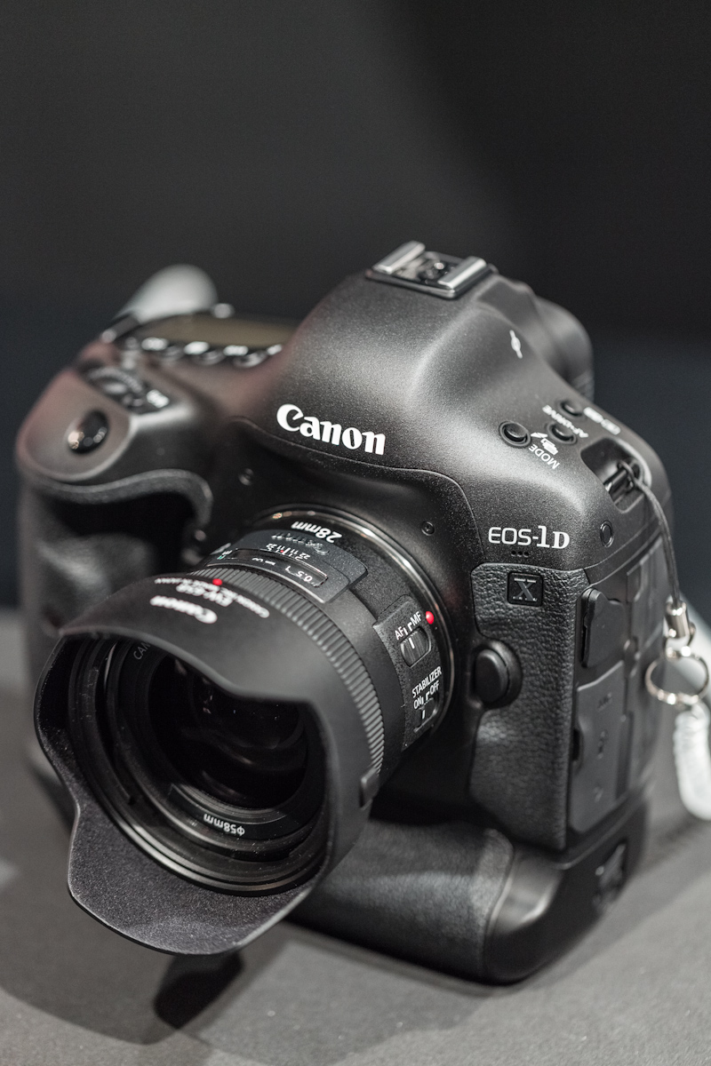 CANON EOS 1DXがついに発売。そしてEF40やX6i等の発売日も急遽決定。_b0213320_18462180.jpg
